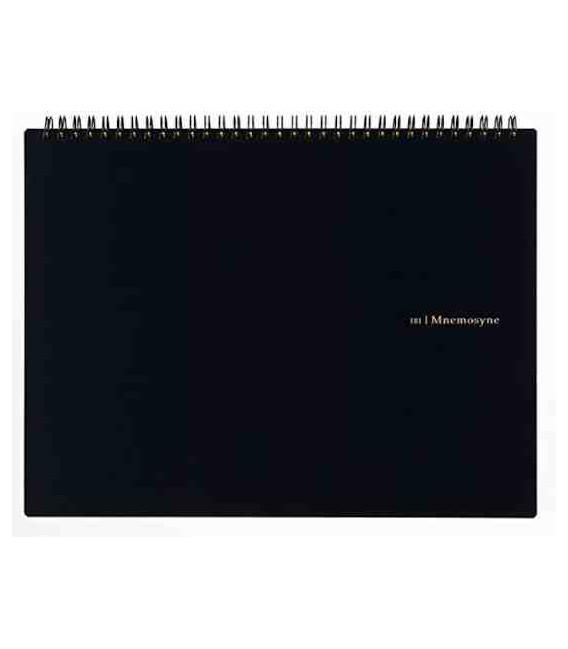 Maruman Mnemosyne Notebook N181A (Größe A4) Unliniert