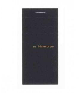 Maruman Mnemosyne Notebook - N161 (Größe A8 - 5 mm Kariert - 65 Blätter)