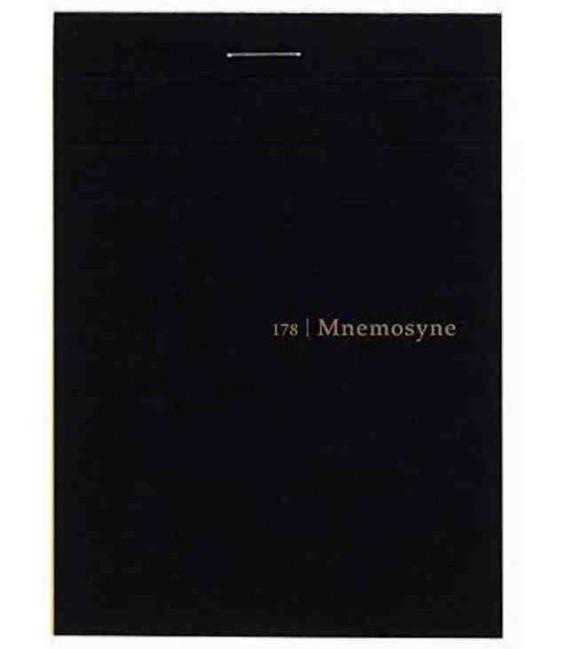 Maruman Mnemosyne Notebook N178 (Größe B7 - 5mm Kariert - 70 Blätter)
