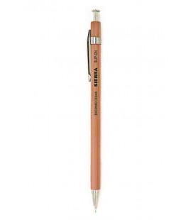 Sierra japanischer Kugelschreiber (Zedernholz Gehäuse) - Schwarze Tinte - Größe L - natürliche Farbe