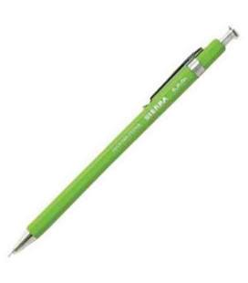 Sierra japanischer Kugelschreiber (Zedernholz Gehäuse) - Schwarze Tinte - Größe L - grüne Farbe