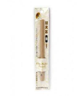 Otona - schwarze Bleistiftmine - B2mm - Kitaboshi - 5 Einheiten