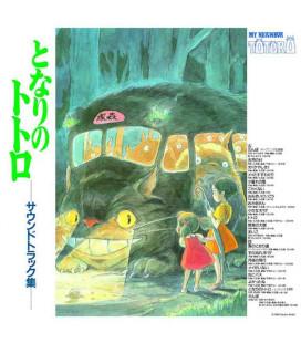 Joe Hisaishi - Mein Nachbar Totoro - Original Soundtrack auf Vinyl - Limitierte Auflage