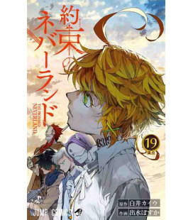 Yakusoku no nebarando (The Promised Neverland) Band 19