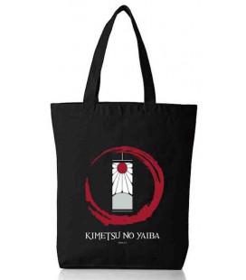 Kimetsu No Yaiba - Tasche - Offizielles Merchandising - 100%Baumwolle