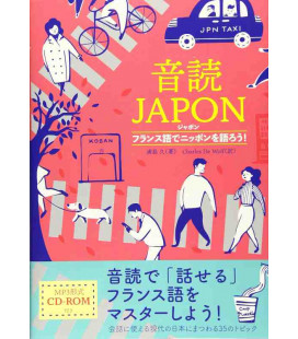 Ondoku Japon/ Let's talk about Japan in French (enthält CD)