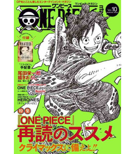 One Piece Magazine Band 10