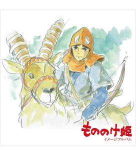 Joe Hisaishi - Prinzessin Mononoke - Original Soundtrack auf Vinyl - Limitierte Auflage