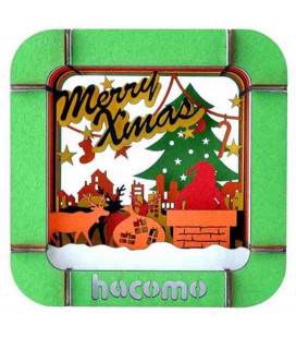 Hacomo Box - Karte - Santa Claus