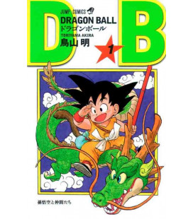 Dragon Ball - Band 1 - Tankobon Auflage