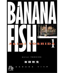Banana Fish Band 1 - Bunko Auflage