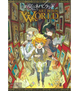 Yakusoku no nebarando (The Promised Neverland) - Art Book World