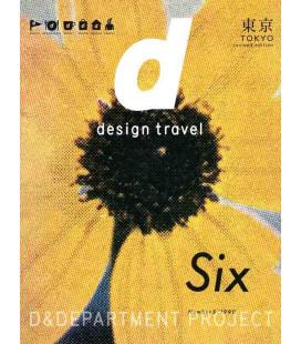 D-Design Travel Tokyo - Zweisprachiges japanisch / englisches Magazin