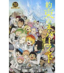 Yakusoku no nebarando (The Promised Neverland) Band 20