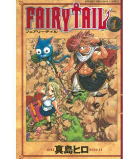 Fairy Tail - Band 1