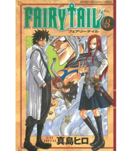 Fairy Tail - Band 3