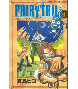 Fairy Tail - Band 4
