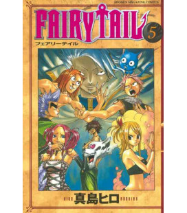 Fairy Tail - Band 5