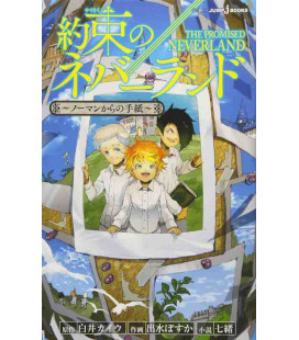 Yakusoku no nebarando (The Promised Neverland) - Letter from Norman - Roman aus dem Manga
