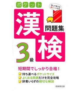 Pocket Kanken 3 Workbook - Übungen für die Kanken Stufe 3