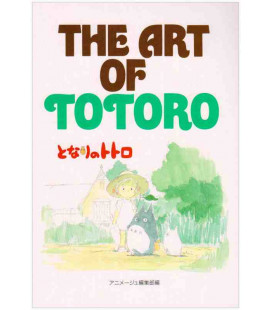 The Art of Totoro - Film Bilderbuch