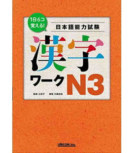 JLPT Kanji Work N3