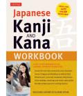 Japanese Kanji and Kana Workbook (Ideal for 5, 4, 3 JLPT Exam)