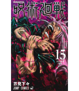 Jujutsu Kaisen Band 15 (Sorcery Fight)