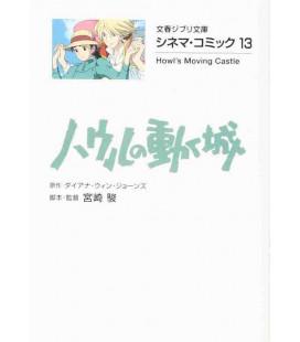 Cinema Comics - Howl no Ugoku Shiro - Das wandelnde Schloss