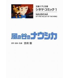 Cinema Comics - Kaze no Tani no Naushika - Nausicaä aus dem Tal der Winde