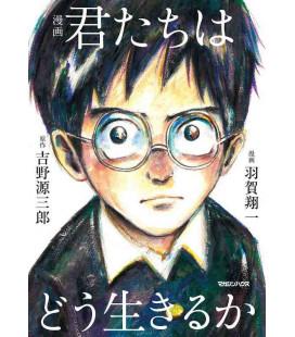 Kimitachi ha Dou Ikiruka - Wie werdet ihr leben? - Manga nach dem Roman von Yoshino Genzaburo