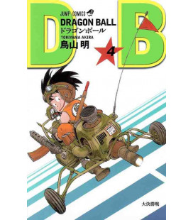 Dragon Ball - Vol 4 - Tankobon Auflage
