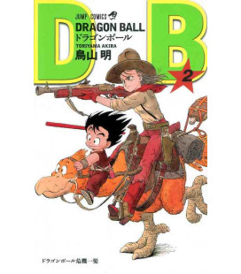 Dragon Ball - Vol 2 - Tankobon Auflage