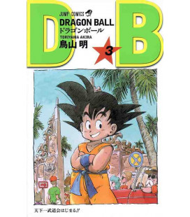 Dragon Ball - Vol 3 - Tankobon Auflage