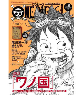 One Piece Magazine Band 6