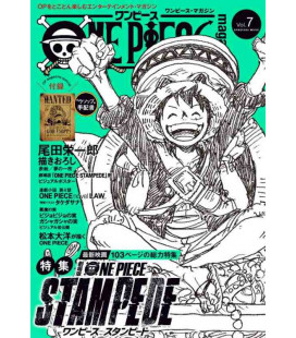 One Piece Magazine Band 7