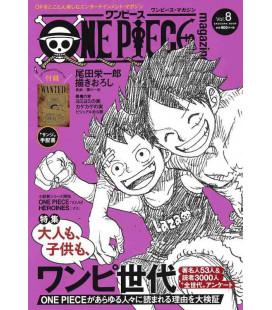 One Piece Magazine Band 8