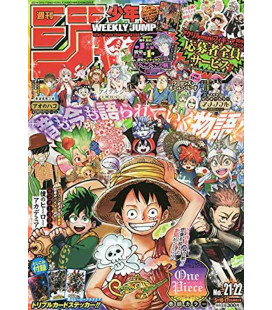 Weekly Shonen Jump - Band 21/22 - Mai 2021