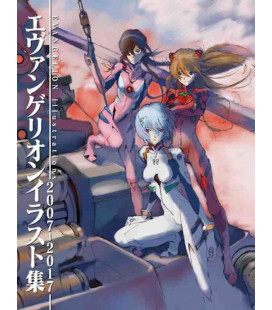 Evangelion Illustrations 2007-2017 - Artbook