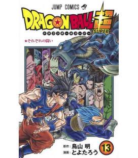 Dragon Ball Super Band 13