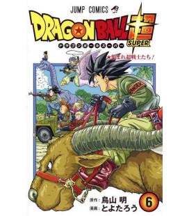 Dragon Ball Super Band 6
