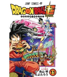 Dragon Ball Super Band 11
