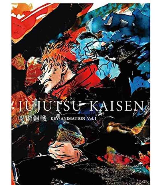 Jujutsu Kaisen - Key Animation - Band 1