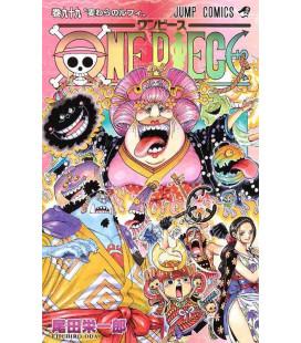 One Piece (Wan Pisu) Band 99