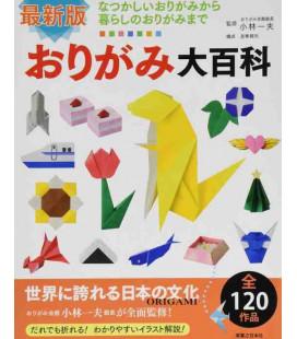 Origami Daihyakka - Anleitung von 120 Origami-Modellen