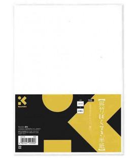 Kalligraphieblätter Kuretake- Modell LA17-2 (Grundstufe)- 20 Blätter- Dickes Papier
