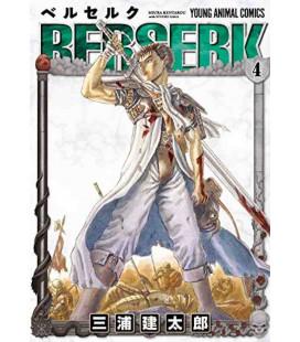 Berserk Band 4