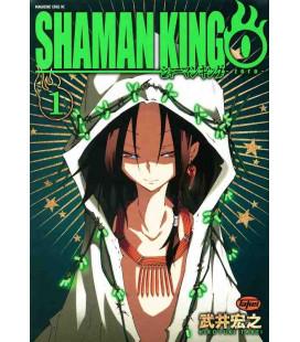 Shaman King Zero - Band 1
