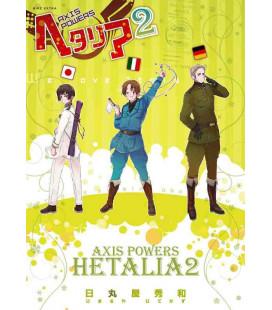 Hetalia - Axis Powers Band 2