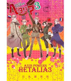 Hetalia - Axis Powers Band 3